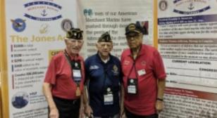 Congressional Gold Medal to be awarded to the WWII Merchant Mariners