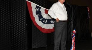 American Legion national commander attends Sunbury (Ohio) veterans breakfast