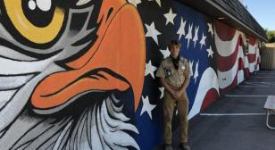 Boy Scout completes Eagle Scout project