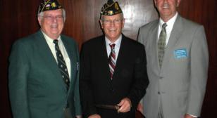 Hollywood post celebrates Legion's 95th birthday