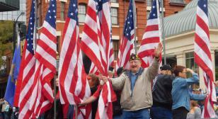 Cowtown Legionnaires salute veterans