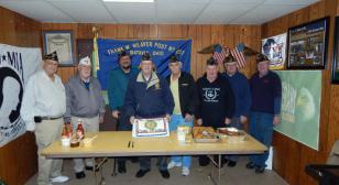 Happy 99th birthday, American Legion