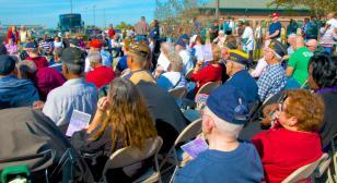 Veterans Day in Laplace, La.