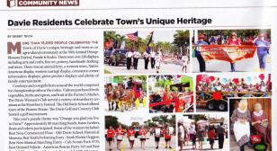 Davie Heritage Parade