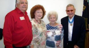 American Legion Post 230 welcomes Medal of Honor recipient