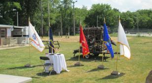 Doss-Malone American Legion Post 1200, Monee, Ill.