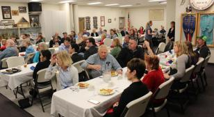99th American Legion Birthday celebration at Wenatchee (Wash.) Post 10