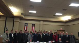 Spearfish post celebrates American Legion birthday with a ball
