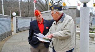 National commander visits Bella Vista Post 341