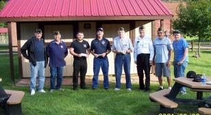 McCook Post 529 (Dillonvale, Ohio) honors police, VFD and EMS services for Patriot Day