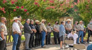 Boerne, Legion hold Patriot Day ceremony