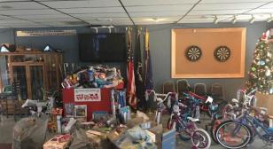 NH Post 27 holiday donations
