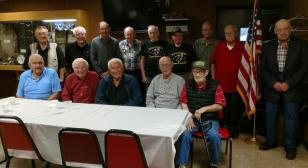 Post 141 honors World War II veterans from Mcleod County