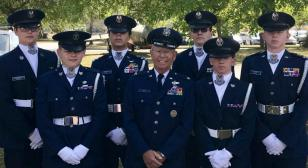 WWII flying ace laid to rest