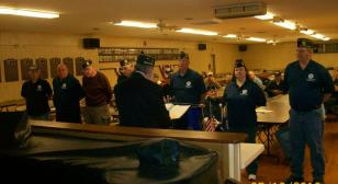 Newton Falls Post 236 installs officers