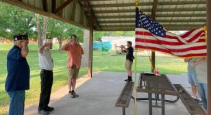 American Legion Prairie Du Pont Post 485 Patriot's Day