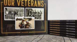 OUR VETERANS Book