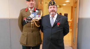 Veterans' Day in the UAE