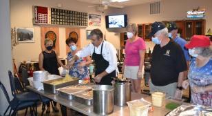 Fountain Hills, Ariz. Post 58 feeds veterans