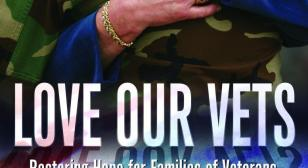 """LOVE OUR VETS: Restoring Hope for Families of Veterans with PTSD"""