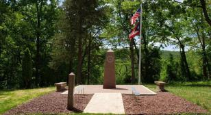 Re-dedication and Memorial ceremony of the Puerto Rico Medal of Honor Grove