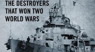 TIN CANS & GREYHOUNDS: The Destroyers That Won World War II