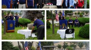 POW/MIA recognition ceremony