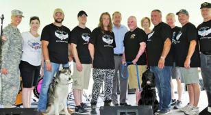 Fourth annual concert to benefit our wounded warriors