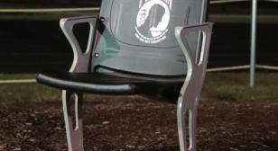 Mahoning Valley Squadron 15 Dedicates POW/MIA Chair of Honor