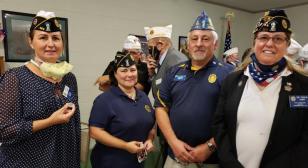 Dover (Tenn.) Squadron 72 recognizes women veterans and raises awareness