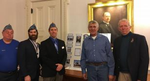"Detachment of Vermont holds ""Day on the Hill"""
