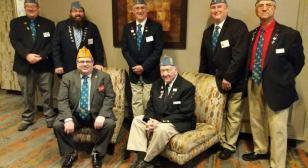 S.A.L. Ohio raises $23,400 at the Mid-Winter Conference weekend for American Legion & Veteran Charities