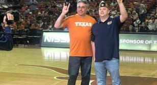 Texas Legionnaire receives 4th annual Jockey Texas Hero Award