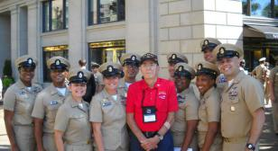 Rocky Mountain Honor Flight - WWII Vets/Washington, D.C.
