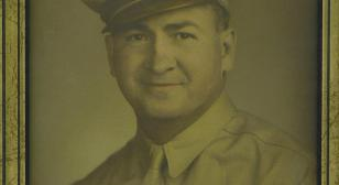 Pvt. Arnold Roscoe Collins - stateside service during World War I and World War II
