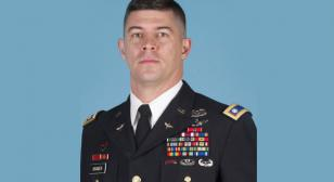 Lt. Col. David Kramer, West Point (1988-1992), U.S. Army (1992-present)