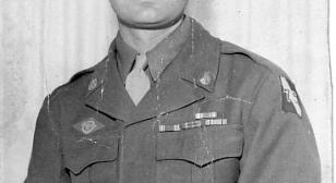 100-year-old World War II veteran honored