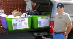 Veterans' Food Drive