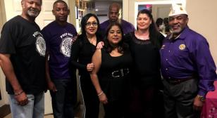 Fred Brock Post 828 hosts Project Shoes event
