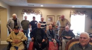 Cherokee County Homeless Veteran Program partners with Post 45 Auxiliary unit to  provide Christmas holiday cheer via fifth annual Adopt a Vet Program