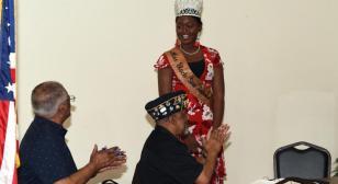 Navy Reservist crowned Miss Black San Antonio