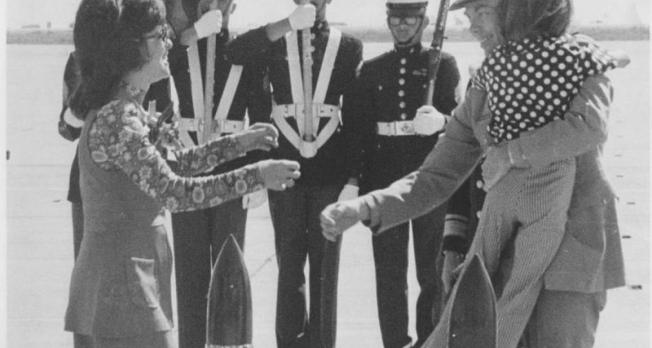 Remembering the Alcatraz 11 and Vietnam's POW/MIA movement