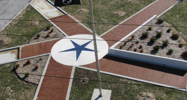 Small Missouri town honors veterans with large unique memorial