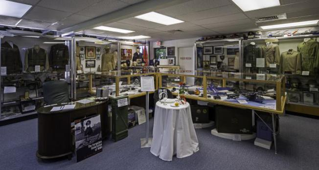 Veterans Memorabilia Museum and Education Center
