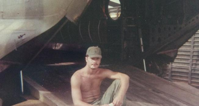 Chinook crewmember recalls close call with sappers in Vietnam