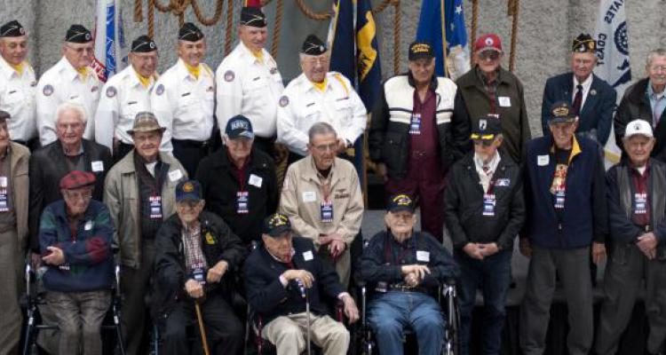 Louisiana American Legion Post 69 hosts WWII Tribute Tour